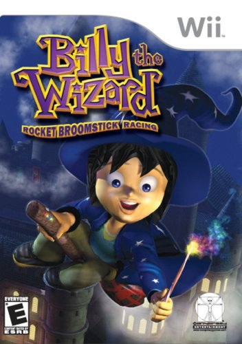 Billy the Wizard Rocket Broomstick Racing stats facts
