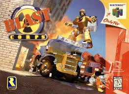 Blast Corps stats facts