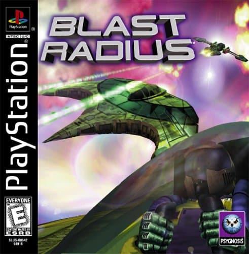 Blast Radius stats facts