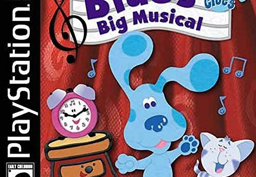 Blue's Clues Blue's Big Musical stats facts