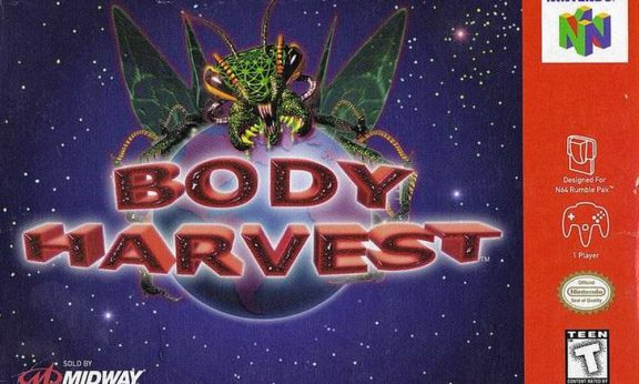 Body Harvest stats facts