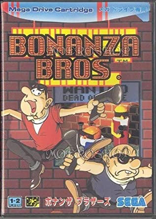 Bonanza Bros. stats facts