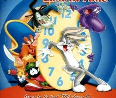 Bugs Bunny Lost in Time stats facts