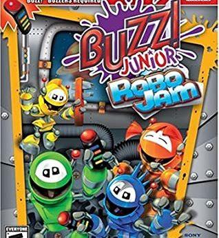 Buzz! Junior Robo Jam stats facts