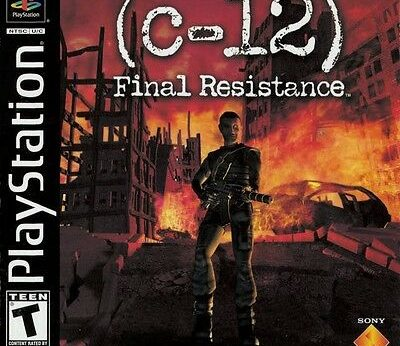 C-12 Final Resistance stats facts
