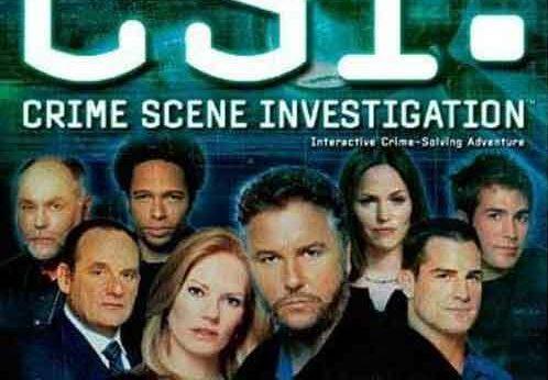 CSI Crime Scene Investigation stats facts