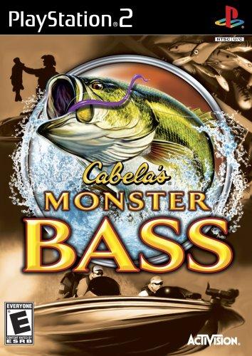 Cabela's Monster Bass stats facts