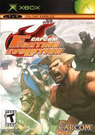 Capcom Fighting Evolution stats facts