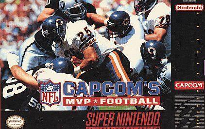 Capcom's MVP Football stats facts