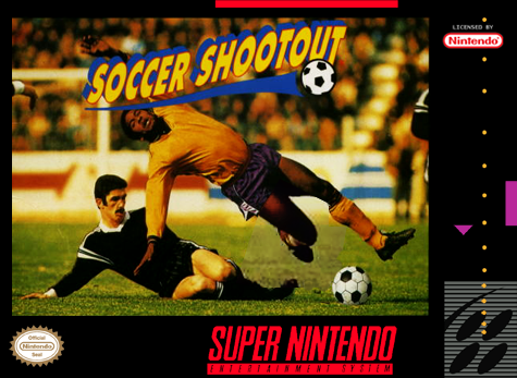 Capcom's Soccer Shootout stats facts
