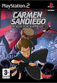 Carmen Sandiego The Secret of the Stolen Drums stats facts