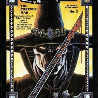 Chakan The Forever Man stats facts