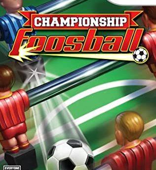 Championship Foosball stats facts