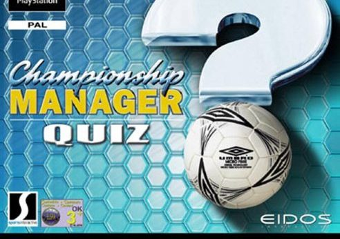 Championship Manager Quiz stats facts