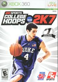 College Hoops 2K7 stats facts