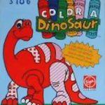 Color a Dinosaur