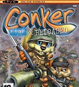 Conker Live Reloaded stats facts