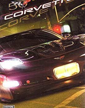 Corvette stats facts