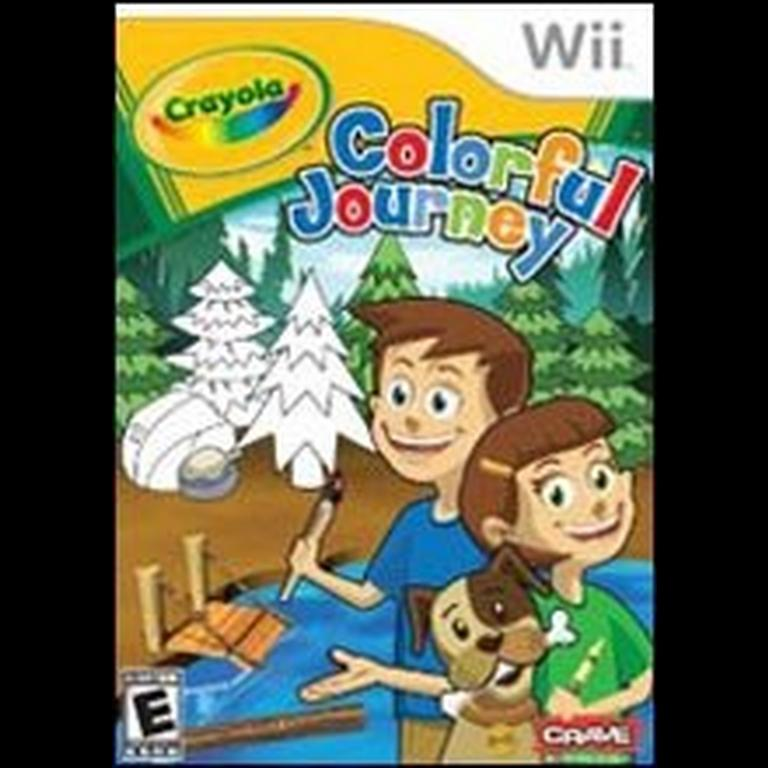 Crayola Colorful Journey stats facts