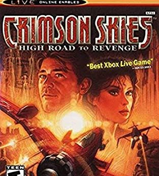 Crimson Skies High Road to Revenge stats facts