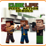 Cube Life: Pixel Action Heroes
