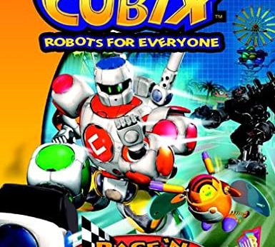 Cubix Robots for Everyone Race 'N Robots stats facts