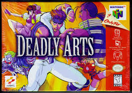 Deadly Arts stats facts
