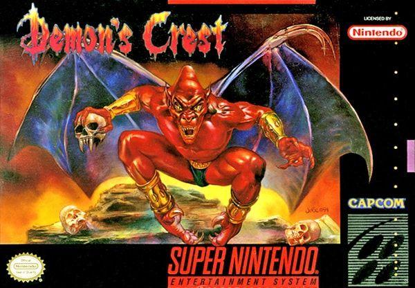 Demon's Crest stats facts