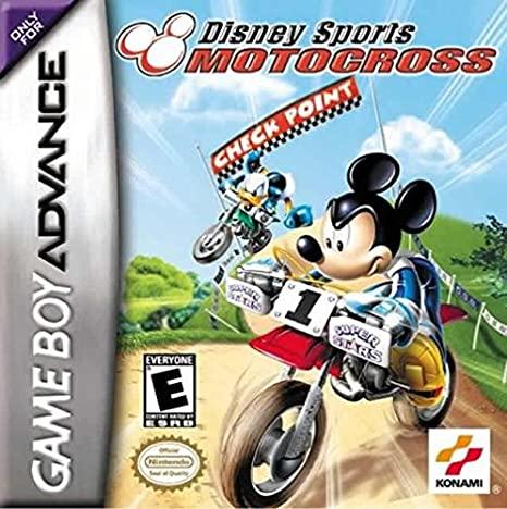 Disney Sports Motocross stats facts