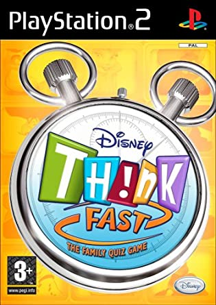 Disney Think Fast stats facts