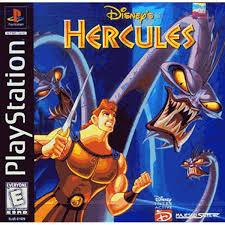 Disney's Hercules stats facts