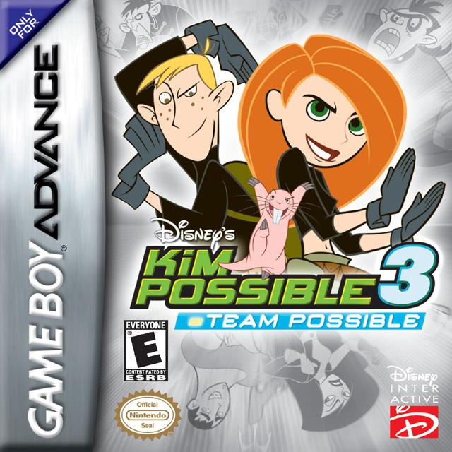 Disney's Kim Possible 3 Team Possible stats facts