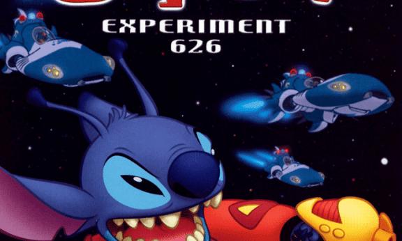 Disney's Stitch Experiment 626 stats facts