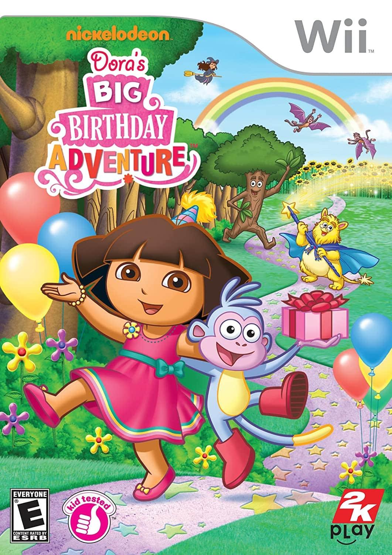 Dora the Explorer Dora's Big Birthday Adventure stats facts