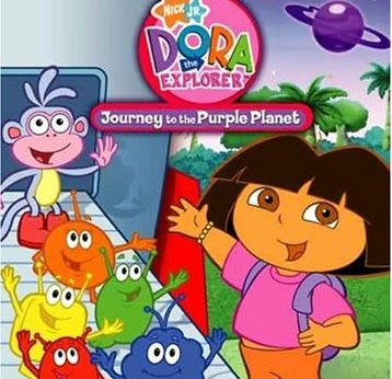 Dora the Explorer Journey to the Purple Planet stats facts