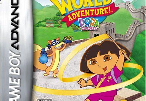 Dora's World Adventure stats facts