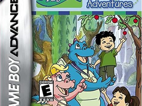 Dragon Tales Dragon Adventures stats facts