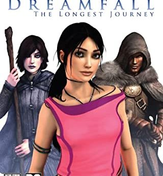Dreamfall The Longest Journey stats facts_