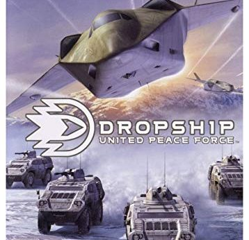 Dropship United Peace Force stats facts