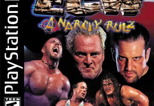 ECW Anarchy Rulz stats facts
