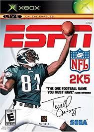 ESPN NFL 2K5 stats facts_