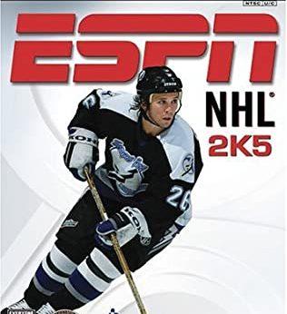 ESPN NHL 2K5 stats facts_