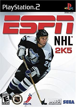 ESPN NHL 2K5 stats facts_