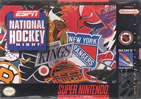 ESPN National Hockey Night stats facts
