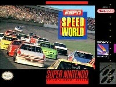 ESPN Speed World stats facts