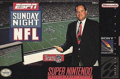 ESPN Sunday Night NFL stats facts