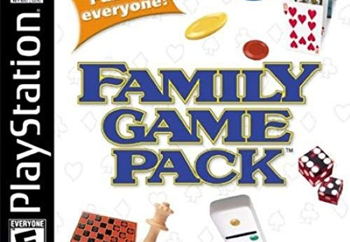 Family Game Pack stats facts