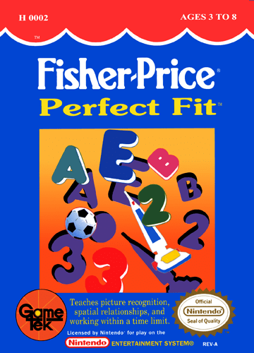 Fisher-Price Perfect Fit stats facts