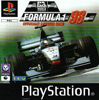 Formula 1 98 stats facts