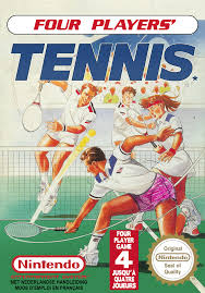 Four Players' Tennis stats facts